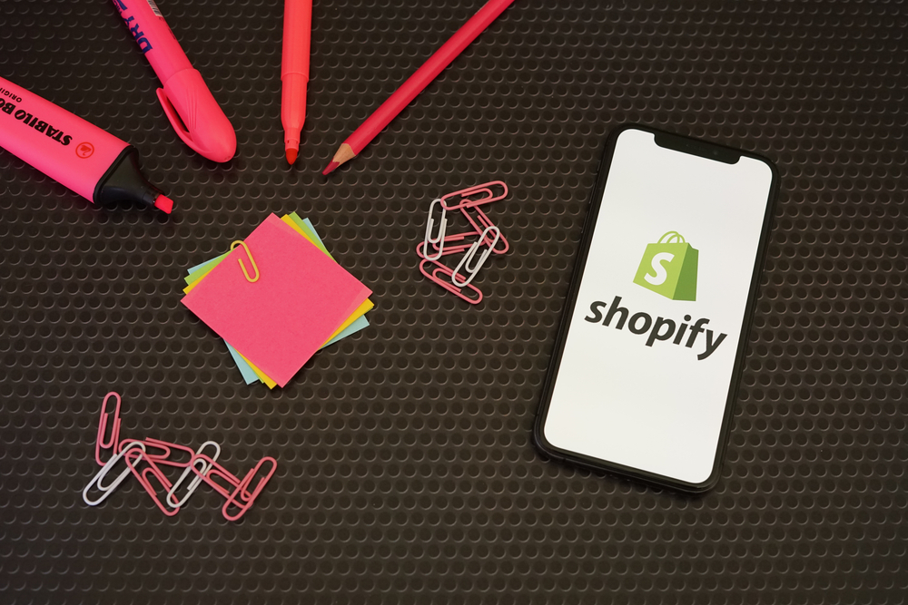 How to edit Shopify website