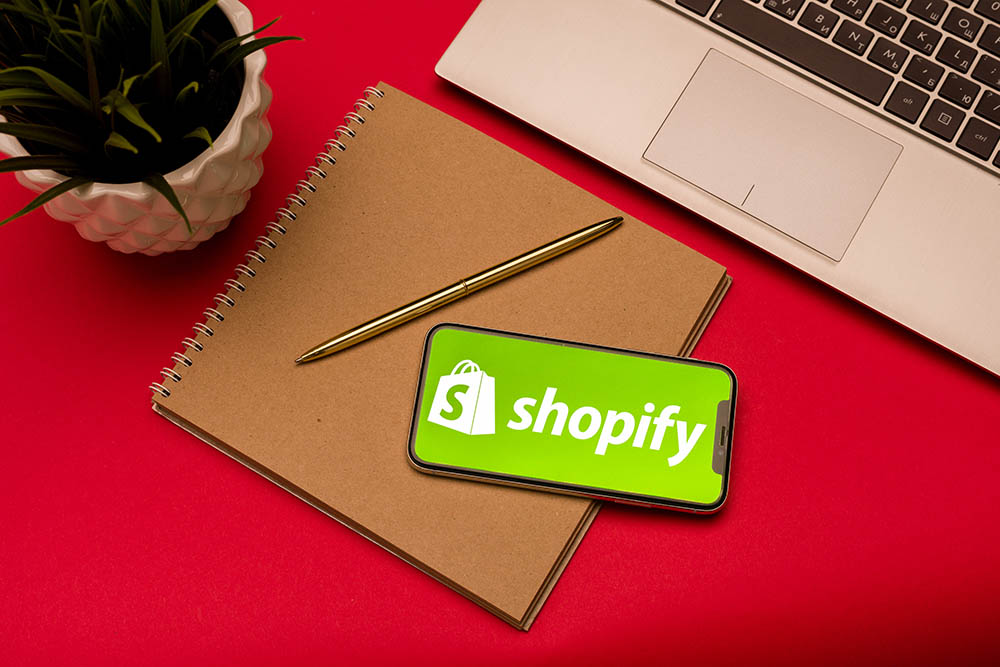 How do I get paid on Shopify