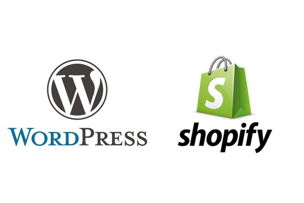 Wordpress Vs Shopify